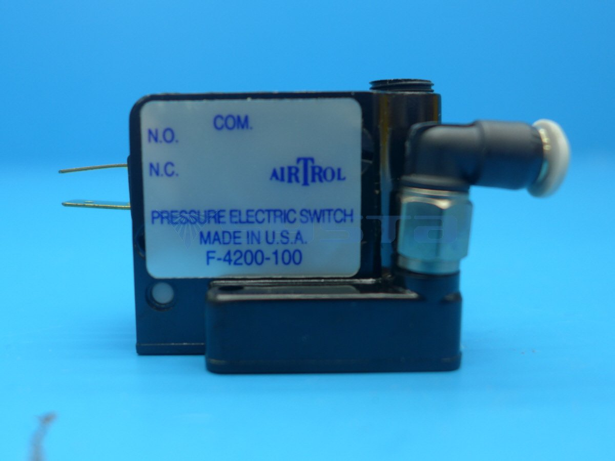 AIRTROL F-4200-100 PRESSURE ELECTRIC SWITCH USED